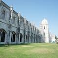 ポルトガル*リスボン*ジェロニモス修道院