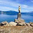 日本で一番水深が深い湖 #秋田県 #田沢湖