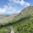 有珠山に行きました! 超暑かったし階段が過酷でしたが清々しい気持ちになれました!