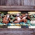 #三猿 #神厩舎 #日光東照宮 #日光 #栃木 2017年12月  #🙈🙉🙊