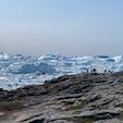 アイスフィヨルド イルリサット、グリーンランド