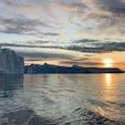 白夜クルーズ イルリサット、グリーンランド