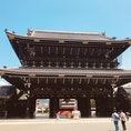 久々の京都、本願寺に行って参りました。  ☆ 東本願寺 京都