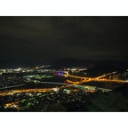 #黄金山 ① #夜景 #広島 #12月