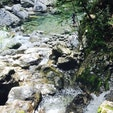 阿寺渓谷  どこまでも透けて見える綺麗な水と自然豊かな土地! 季節ごとにきても楽しめそう!