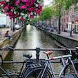 久々のアムステルダム!