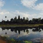 アンコールワット カンボジアは気のいい人が多くてたくさん友達ができました!