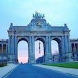 ベルギー サンカントネール門
