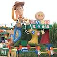 2017年  香港 🇭🇰 HONG KONG Disneyland TOY STORY LAND  ウッディ