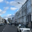 珍しくお天気に恵まれた1日。 Notting Hill - London 🇬🇧
