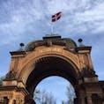 2017年5月デンマーク🇩🇰 コペンハーゲン チボリ公園  ここから、ひとり旅が始まった。 どこかに行きたい!そう思ってツアーを探して行った旅。