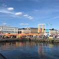 ヘルシンキのマーケット市場