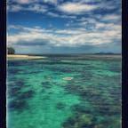 ケアンズ グリーン島 少しシュノーケリングして スクーバドゥで海中散歩