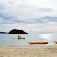 グアム  オンワードビーチリゾートからの海 ホテルにはウォーターパークもあってたくさん遊べます‼︎
