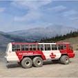 #アタバスカ氷河 #コロンビア大氷原 #バンフ国立公園 #ジャスパー国立公園 #カナディアンロッキー #カナダ 2018年8月  大氷原へはアイスエクスプローラーに乗り換え🇨🇦  ジェットコースター並みの傾斜道がドキドキで 楽しかったしガイドさんのギャグセンも凄い😆😆笑