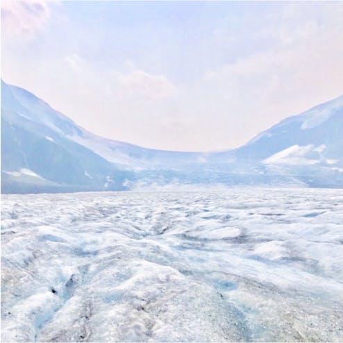 アタバスカ氷河