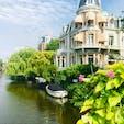 トランジット5時間有効利用のために、アムステルダム市街を散策