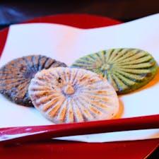 徳島 和田の屋の焼き餅