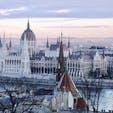 ハンガリー ブダペスト 国会議事堂