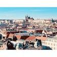 チェコ プラハの街