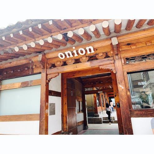 カフェオニオン安国店