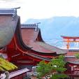 広島 宮島 厳島神社 ぜひ一泊して、美味しいもの沢山食べて、翌朝は弥山に登って欲しい!