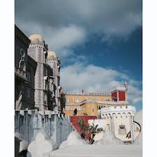 🏰 Palácio Nacional da Pena