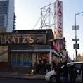 Katz's Delicatessen in Manhattan