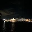オペラハウスとハーバーブリッジ