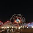 LA★ アドベンチャーパークの夜  ビールがすすむ🍺