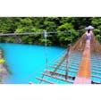 #夢の吊り橋 #寸又峡 #静岡県
