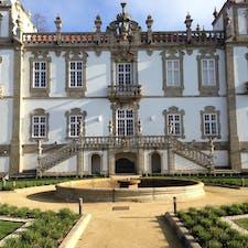 ポルトの PALACIO DO FREIXO