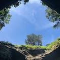 #天窓洞 #青の洞窟 #静岡県