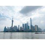 2019年9月9日 #上海 昼みる景色も良いなぁ ☺︎