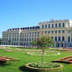 オーストリア/シェーンブルン宮殿 ヨーロッパの宮殿ってほんとに綺麗ですよね。