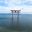 #白髭神社 #滋賀県