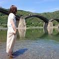 岩国の錦帯橋🐭