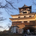 国宝 犬山城 階段すごい急すぎて絶対女の子スカート履いてっちゃダメ!笑  #愛知 #犬山 #犬山城 #国宝
