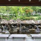 2019/09/16 受付のエントランスにある庭園 #兵庫陶芸美術館