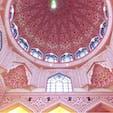 〰️Malaysia🇲🇾〰️ #MasjidPutra#pinkmosque