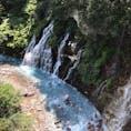 #白髭の滝 #北海道