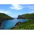 南島はどこを見渡しても綺麗です! 自然を保護しているため、自由に歩くのは禁止。決まった場所しか歩けません🙅