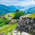 兵庫県 竹田城跡  ▪️別名 天空の城、虎臥城、安井ノ城 ▪️標高353.7mの古城山山頂に築かれた山城