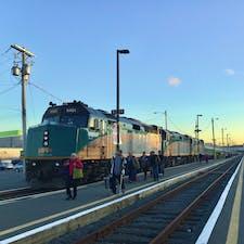 カナダ🇨🇦大陸横断鉄道 東の終着点 Halifax