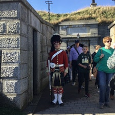 🇨🇦Halifax Citadel イギリス軍の要塞