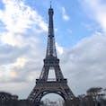 2017年  フランス パリ 🇫🇷 エッフェル塔