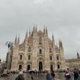 イタリア:ミラノ  ドゥオーモ🇮🇹✨