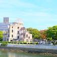 広島 原爆ドーム やはり、行くと色々と考えさせられる場所。