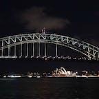 2019.10.08 🏕:ハーバーブリッジ(オーストラリア/シドニー) 📷:EOS kiss x9i