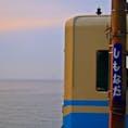 愛媛県 下灘駅 JR予讃線